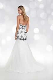 Orea Sposa Wedding Dress L746 Back