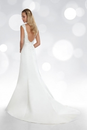 Orea Sposa Wedding Dress L747 Back