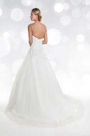Orea Sposa Wedding Dress L748 Back