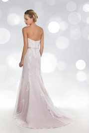 Orea Sposa Wedding Dress L749 Back