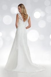 Orea Sposa Wedding Dress L750 Back