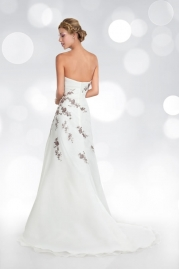 Orea Sposa Wedding Dress L751 Back
