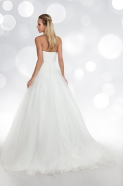 Orea Sposa Wedding Dress L752 Back
