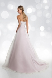 Orea Sposa Wedding Dress L753 Back