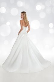 Orea Sposa Wedding Dress L754 Back