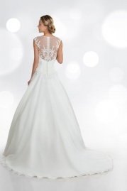 Orea Sposa Wedding Dress L755 Back