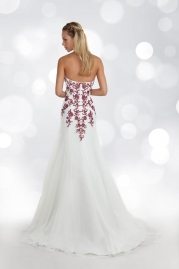 Orea Sposa Wedding Dress L756 Back