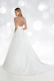 Orea Sposa Wedding Dress L757 Back