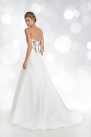 Orea Sposa Wedding Dress L759 Back