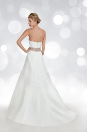 Orea Sposa Wedding Dress L760 Back