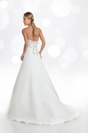 Orea Sposa Wedding Dress L761 Back
