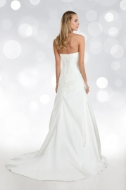 Orea Sposa Wedding Dress L763 Back