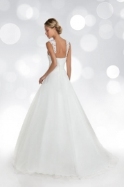 Orea Sposa Wedding Dress L764 Back