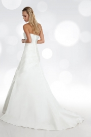 Orea Sposa Wedding Dress L765 Back