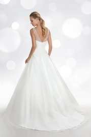 Orea Sposa Wedding Dress L767 Back