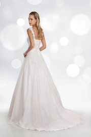 Orea Sposa Wedding Dress L768 Back