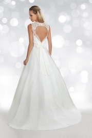 Orea Sposa Wedding Dress L769 Back
