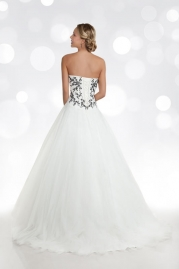 Orea Sposa Wedding Dress L771 Back