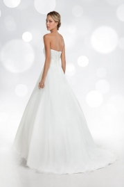 Orea Sposa Wedding Dress L772 Back