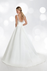 Orea Sposa Wedding Dress L773 Back