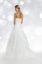 Orea Sposa Wedding Dress L775 Back