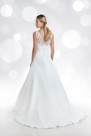Orea Sposa Wedding Dress L778 Back