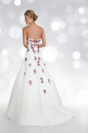 Orea Sposa Wedding Dress L779 Back