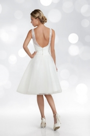 Orea Sposa Wedding Dress L787 Back