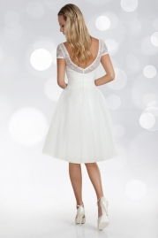Orea Sposa Wedding Dress L789 Back