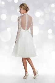 Orea Sposa Wedding Dress L790 Back