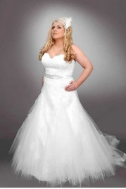 Rosa Couture Wedding Dress Bella
