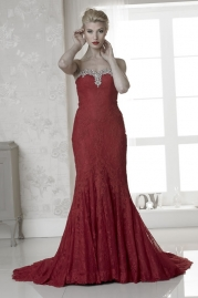 Rosa Couture Wedding Dress Cherry