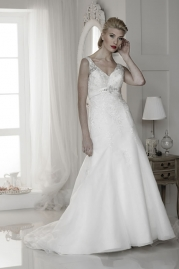 Rosa Couture Wedding Dress Esme