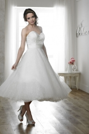 Rosa Couture Wedding Dress Fairy