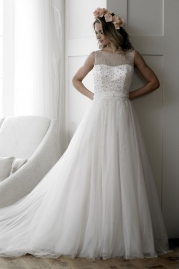 Rosa Couture Wedding Dress Flossie