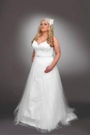 Rosa Couture Wedding Dress Isabella