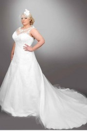 Rosa Couture Wedding Dress Isadora