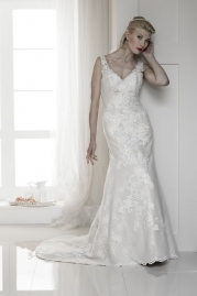 Rosa Couture Wedding Dress Ivy