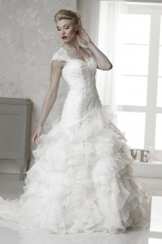 Rosa Couture Wedding Dress Lily Rose
