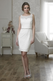Rosa Couture Wedding Dress Lola