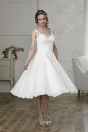 Rosa Couture Wedding Dress Maddie