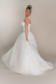 Rosa Couture Wedding Dress Marcella