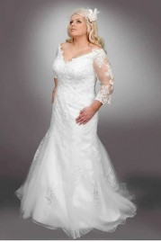 Rosa Couture Wedding Dress Marissa