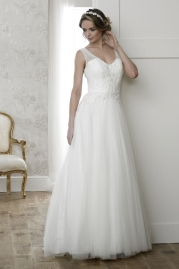 Rosa Couture Wedding Dress Orchid