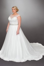 Rosa Couture Wedding Dress Pearl