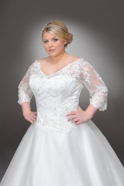 Rosa Couture Wedding Dress Pheobe