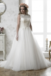 Rosa Couture Wedding Dress Princess