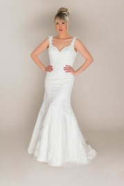 Rosa Couture Wedding Dress Riviera