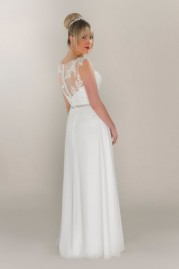 Rosa Couture Wedding Dress Sahara