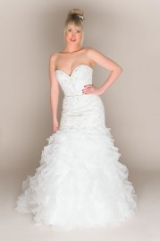 Rosa Couture Wedding Dress Sassy